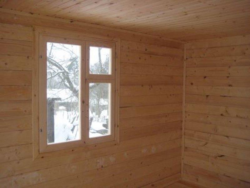 Фото деревянные окна своими руками
